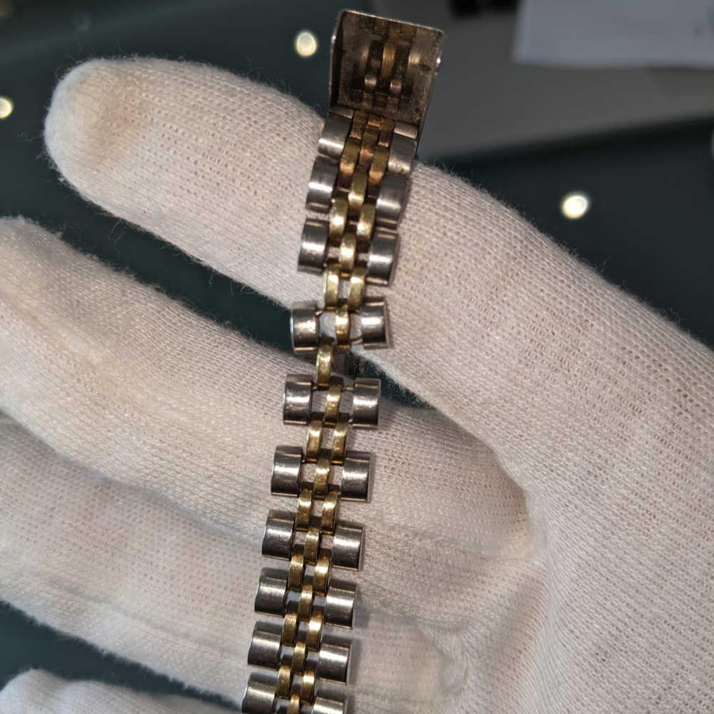 Rolex Bi-Metal Jubilee 1