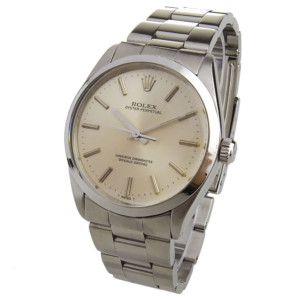 Rolex Oyster Perpetual Steel Automatic 1