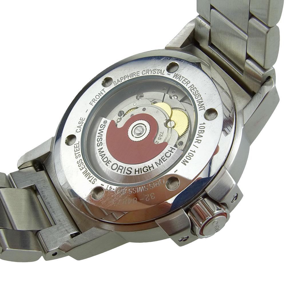 Oris BC3 Steel Automatic 7641