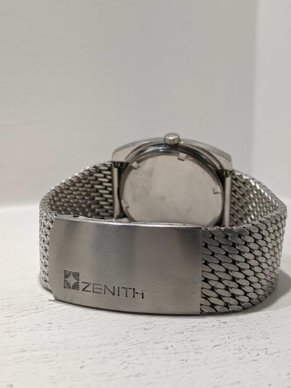 Zenith Sporto Stainless Steel 2562C